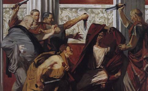 恺撒大帝之死,凯撒大帝死因谜团