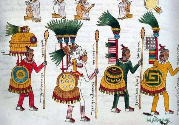 阿兹特克帝国——被天花摧毁的帝国