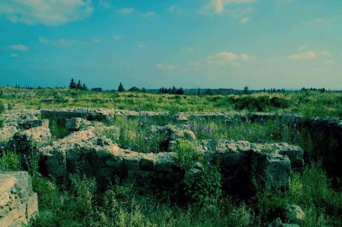 乌加里特——古墓之中的一代名城