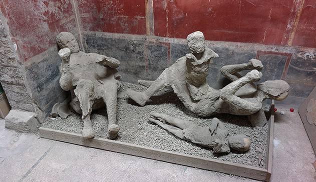 庞贝古城——毁于一旦的庞大都市