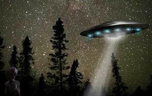 一女外星人来地球与男子发生一夜情