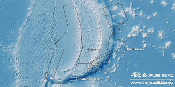 马里亚纳海沟有多深位于哪里