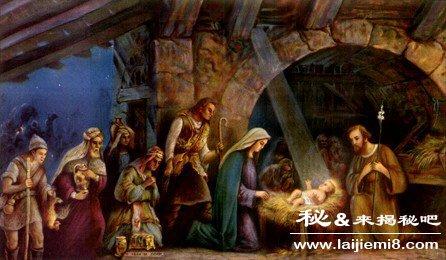 主耶稣基督路-耶稣诞生的故事时间