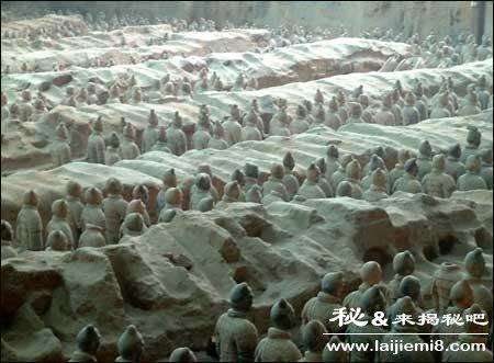 秦始皇陵墓之谜陵墓未解之谜