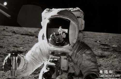 美国近30年不再登月,原因或与外星人有关!